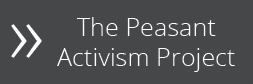 Peasant Activism Project