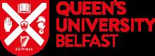 Queen's Red Logo - Landscape